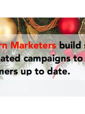 Christmas Marketing Automation 660x400