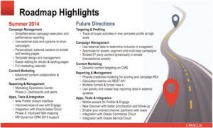 Roadmap Highlights Eloqua Summer 2014 740x301pxl e1402834800208