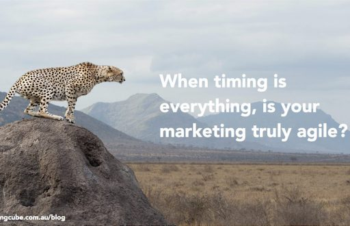 BLOG POST When timing is everything, is your marketing truly agile? 1200x600pxl