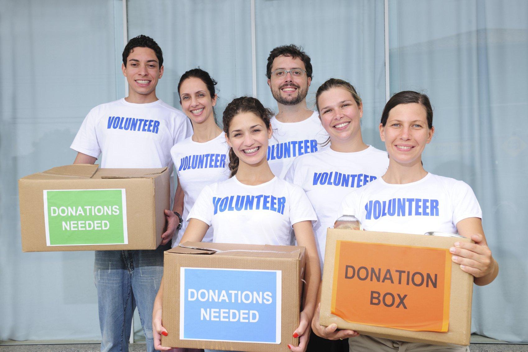 Group of Volunteers NFP People