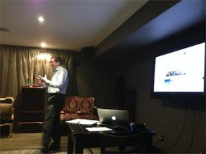 Richard Carter from Business Connections presented to our Meetup in October. Click Here to visit Richard on LinkedIn