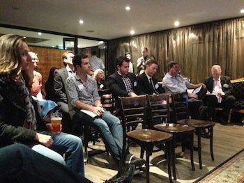 Marketing Automation Meetup October 2013