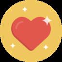 ICON heart 128x128pxl