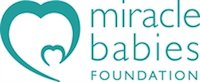 LOGO Miracle Babies Doundation on White 200pxl Wide
