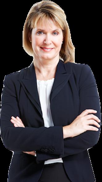 Female Marketing Executive