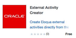App Store Oracle External Activity Creator 290x146pxl