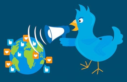 Twitter bird animation 660x400pxl