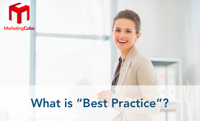 "What is ""Best Practice""?"