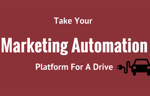 Banner Take Your Marketing Automation Platform for a drive 660x400