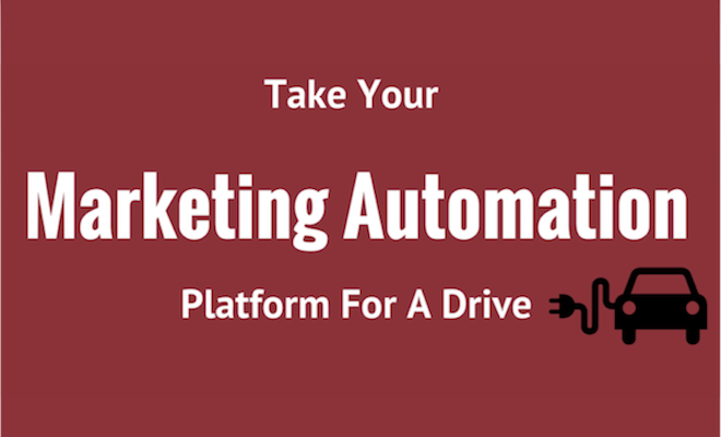 It's time to set your Marketing Automation into overdrive, let's go…