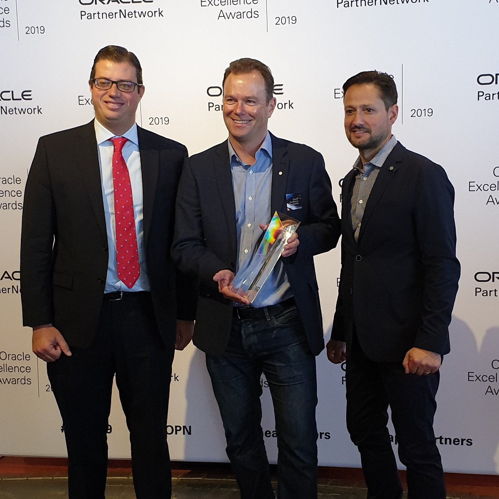 Partner of the Year CX Marketing OOW19