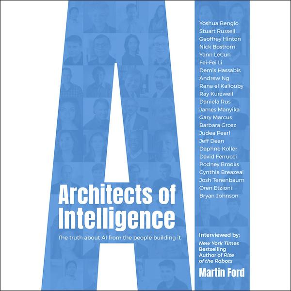 BOOK COVER Architects of intelligence
