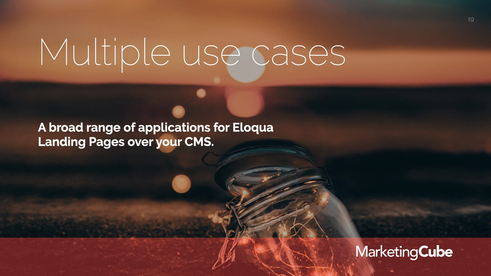 Incorporating Eloqua Landing Pages into your Eloqua Campaigns