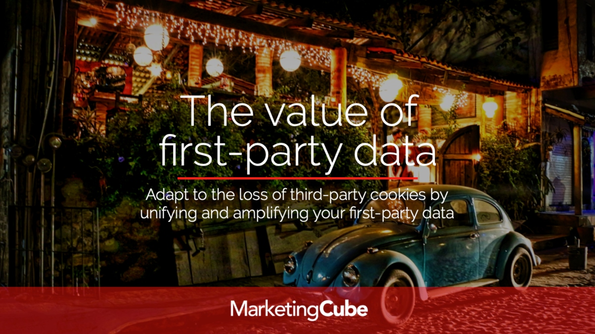 20200331 The Value of First-party Data 1200x675