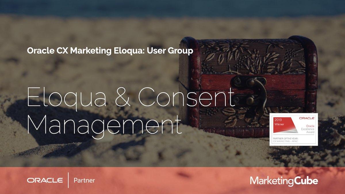 BANNER 20210622 Eloqua User Group Consent Management 1200x675